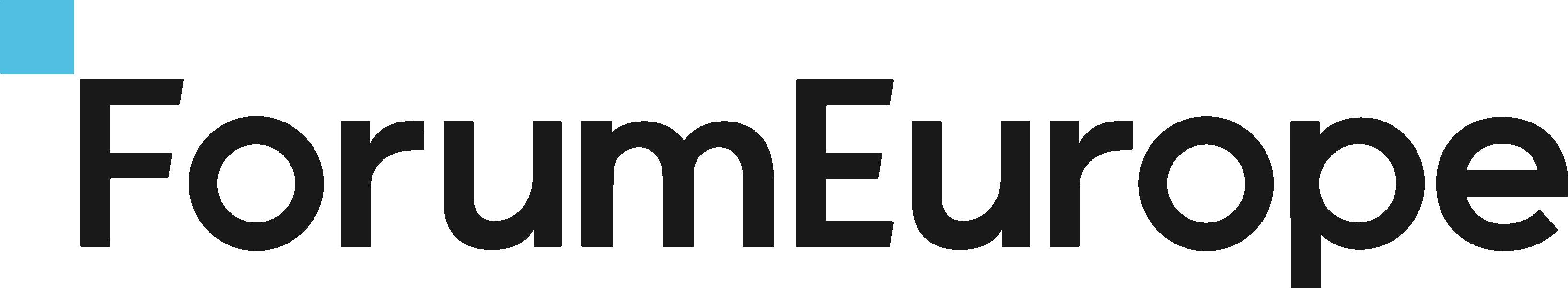 Forum Europe logo